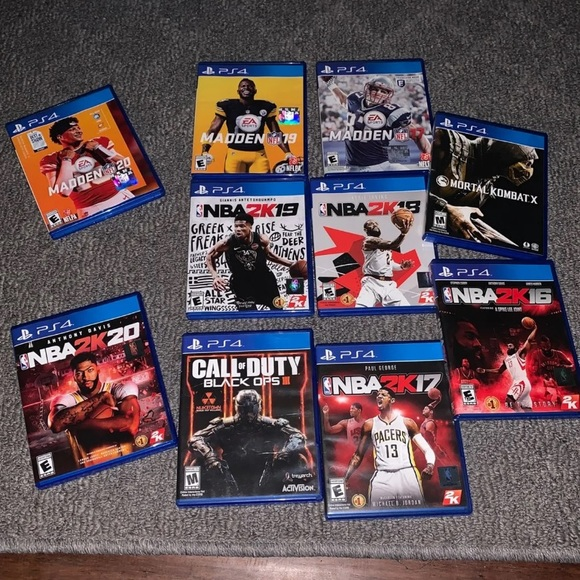 """Sony Other - Buy Madden 20 or 2k20 and Get one """"FREE"""""""